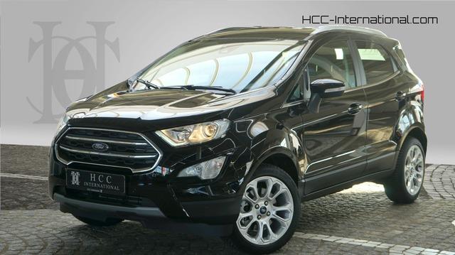 Ford EcoSport 1.0 Ecoboost Titanium