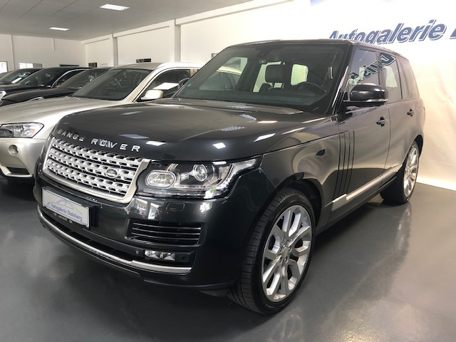 Land Rover Range Rover 5.0 V8 Langv. Vollaustattung Autobiography Supercharge