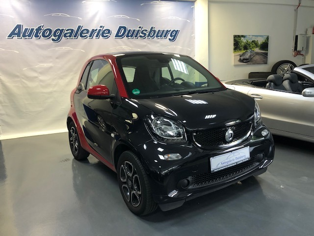 Smart fortwo coupe Passion 1.Hd Autom.Pano SH Garantie