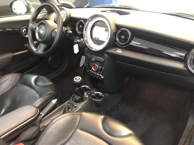 MINI Cooper S Cabrio Navi Xenon Chili BT