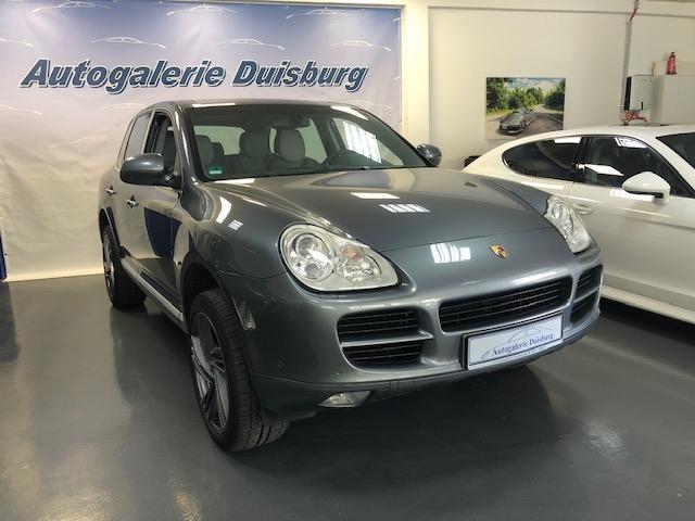 "Porsche Cayenne Tiptr. S 20"" Navi Luft PDC Finanzierung"