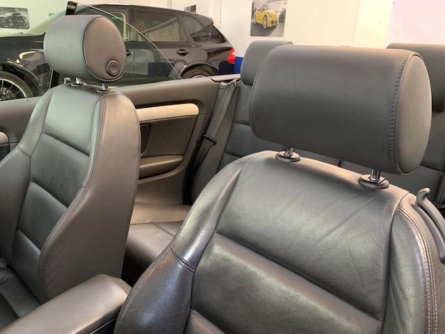 Audi A4 Cabriolet 2.0 TFSI Leder Finanzierung