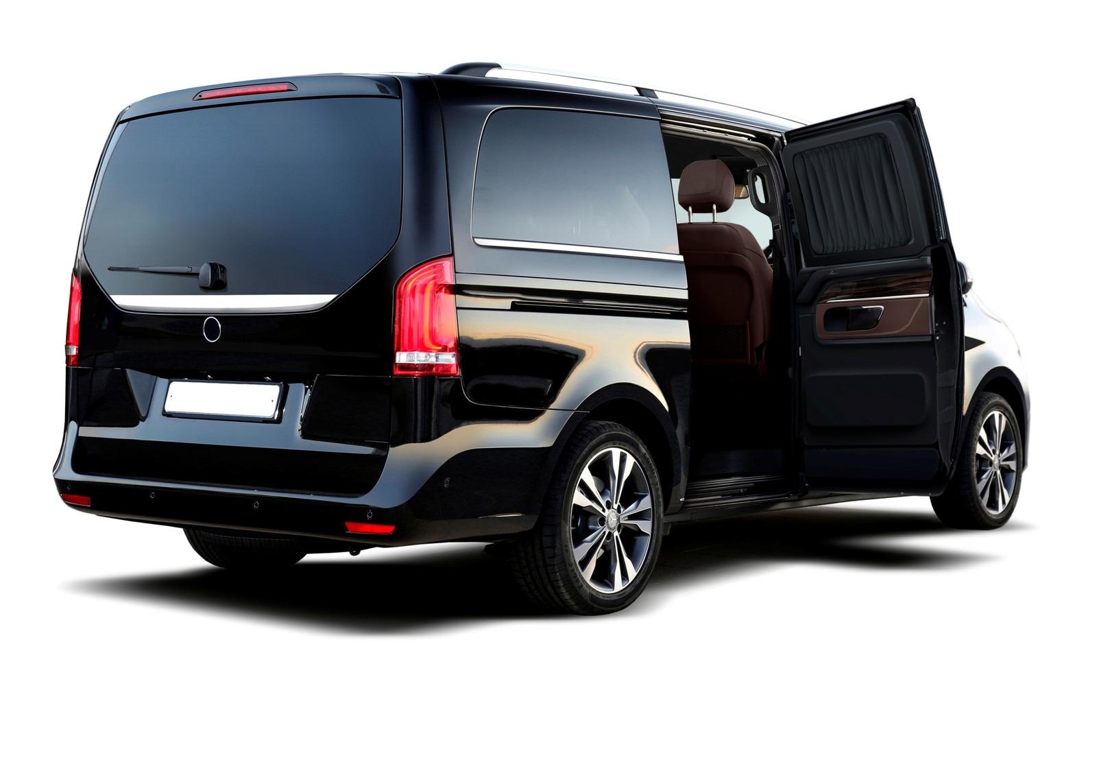 Mercedes-Benz V-Class V 300 | VIP Armored Cars, Armored Vans
