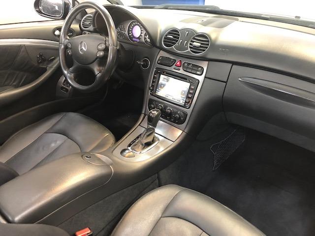 Mercedes-Benz CLK 200 Cabrio AVANTGARDE Autom. Navi Leder SH