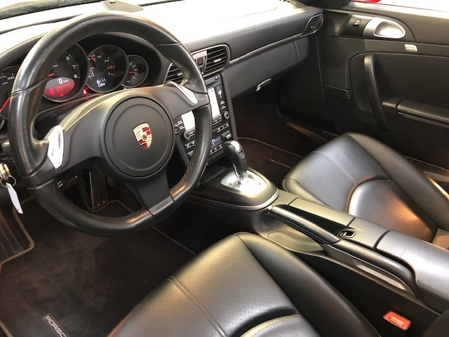 Porsche 911 / 997 Carrera 4 Cabrio Klappe Finanzierung