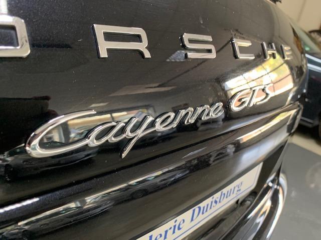 """Porsche Cayenne GTS 21"""" Pano  Standh. BOSE Kamera"""