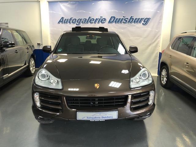 Porsche Cayenne Tiptr.S Pano AHK Touch Navi Finanzierung