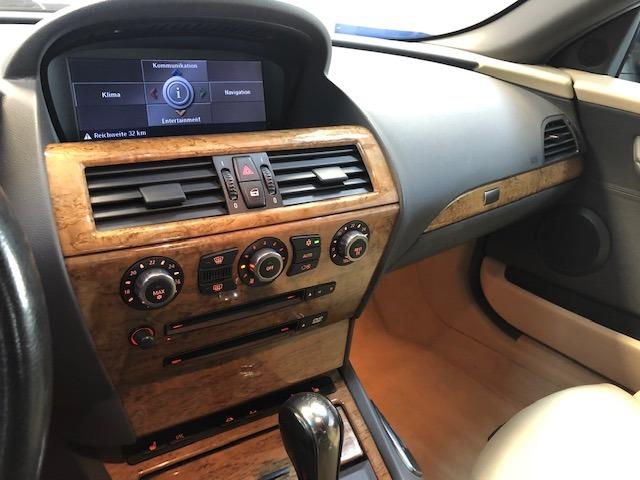 BMW 630i Cabrio Autom.Navi Finanzierung