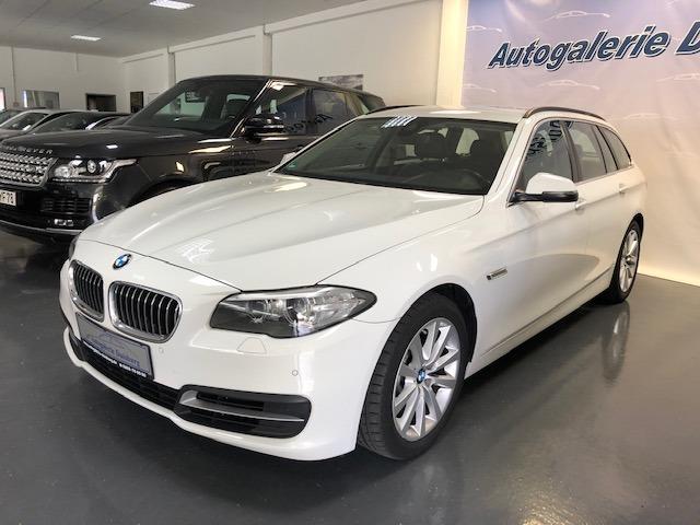 BMW 520d Touring Autom.Navi Leder Xenon Finanzierung