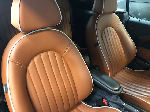MINI Cooper CABRIO Automatik Leder Finanzierung