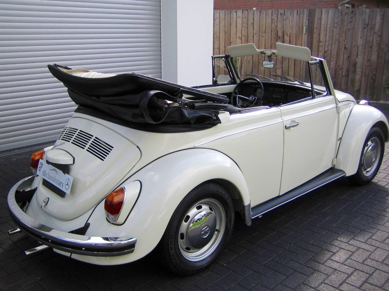 volkswagen k fer 1500 cabrio original frame off. Black Bedroom Furniture Sets. Home Design Ideas