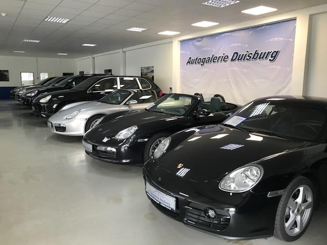 Porsche Cayman Navi erst 86tkm Finanzierung