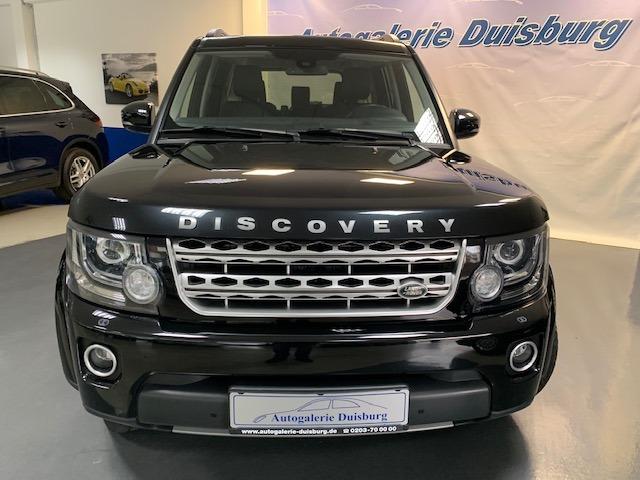 Land Rover Discovery 3.0 TDV6 HSE AHK Navi Kamera Leder SD
