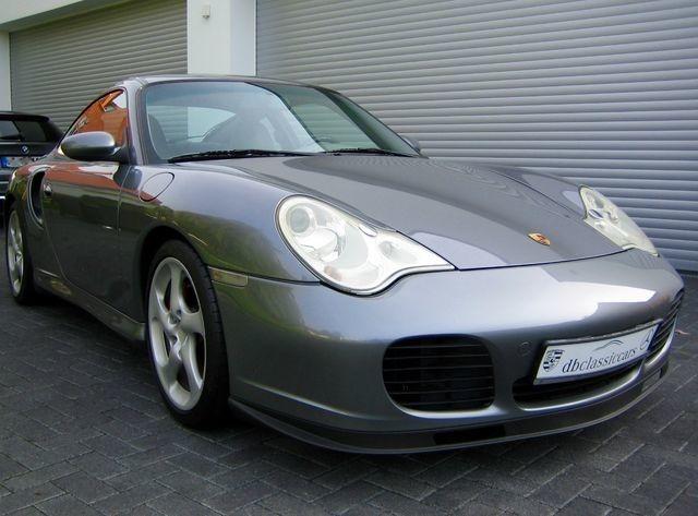 Porsche 996 911 TURBO SOLD VERKAUFT!