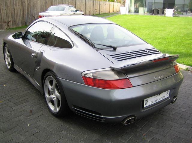 Porsche 996 911 TURBO SOLD VERKAUFT! (Bild 4)