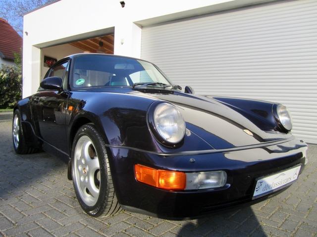 Porsche 964 911 Jubiläumsmodell 30 Jahre911 Classic D 2+