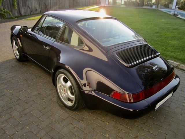 Porsche 964 911 Jubiläumsmodell 30 Jahre911 Classic D 2+ (Bild 4)