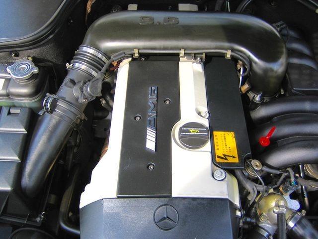 Mercedes-Benz C36 AMG 1.HAND+UNFALLFREI+SCHECKHEFT!C-DATA 2+ (Bild 22)
