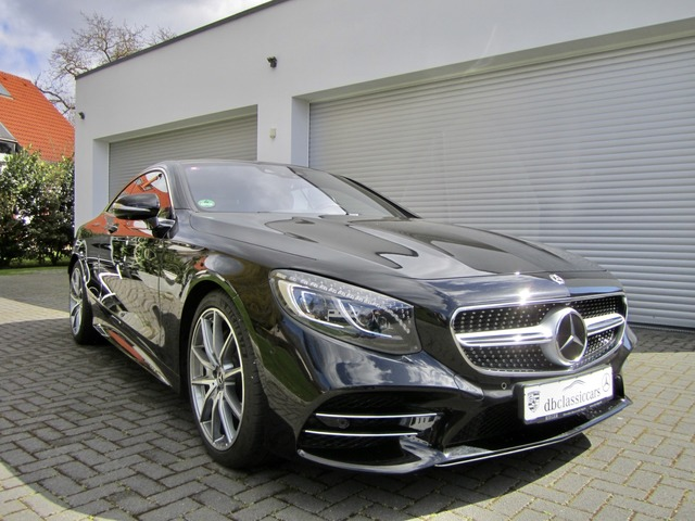 Mercedes-Benz S 450 4Matic Coupe AMG Facelift Neues Modell