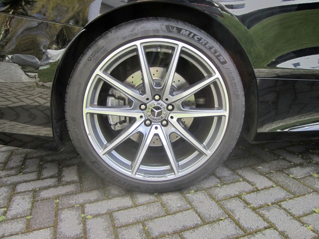 Mercedes-Benz S 450 4Matic Coupe AMG Facelift Neues Modell (Bild 8)