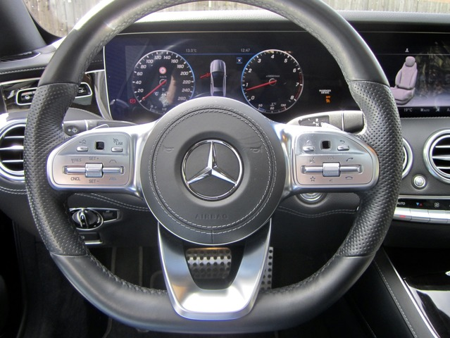 Mercedes-Benz S 450 4Matic Coupe AMG Facelift Neues Modell (Bild 10)