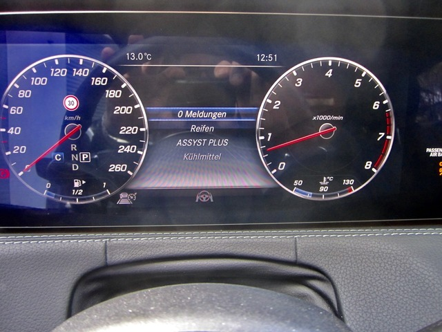 Mercedes-Benz S 450 4Matic Coupe AMG Facelift Neues Modell (Bild 14)
