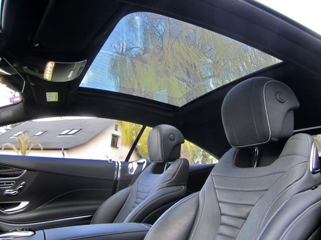 Mercedes-Benz S 450 4Matic Coupe AMG Facelift Neues Modell (Bild 16)