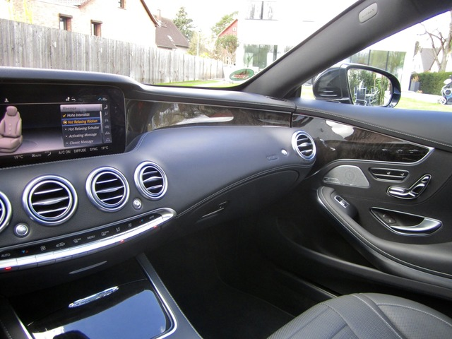 Mercedes-Benz S 450 4Matic Coupe AMG Facelift Neues Modell (Bild 19)