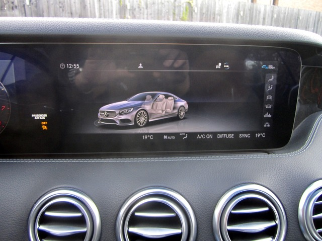 Mercedes-Benz S 450 4Matic Coupe AMG Facelift Neues Modell (Bild 25)