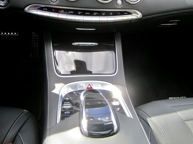 Mercedes-Benz S 450 4Matic Coupe AMG Facelift Neues Modell (Bild 34)
