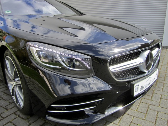 Mercedes-Benz S 450 4Matic Coupe AMG Facelift Neues Modell (Bild 39)