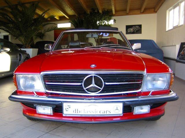 Mercedes-Benz 500 SL R107 VERKAUFT SOLD!  CLASSIC DATA 2+! (Bild 3)