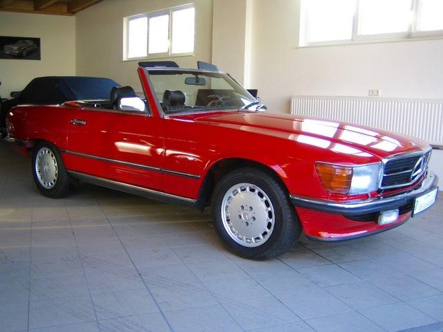 Mercedes-Benz 500 SL R107 VERKAUFT SOLD!  CLASSIC DATA 2+! (Bild 4)