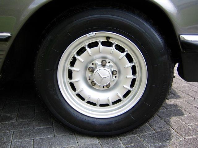 Mercedes-Benz SL 500 / 500SL R107 1.HAND! VERKAUFT SOLD (Bild 21)