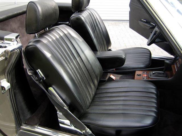 Mercedes-Benz SL 500 / 500SL R107 1.HAND! VERKAUFT SOLD (Bild 11)