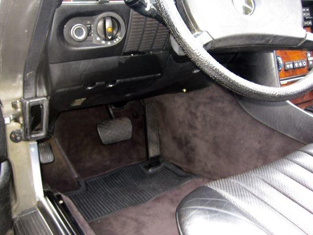 Mercedes-Benz SL 500 / 500SL R107 1.HAND! VERKAUFT SOLD (Bild 18)