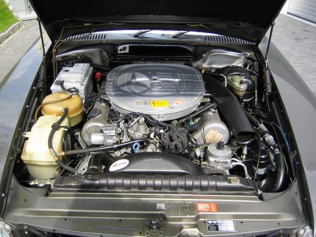 Mercedes-Benz SL 500 / 500SL R107 1.HAND! VERKAUFT SOLD (Bild 27)