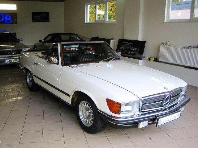 Mercedes-Benz SL 500 500 SL R1071.HAND!VERKAUFT SOLD! (Bild 1)