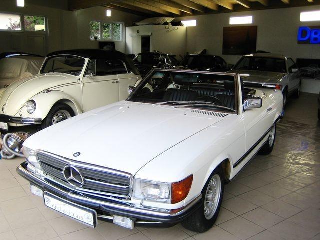 Mercedes-Benz SL 500 500 SL R1071.HAND!VERKAUFT SOLD! (Bild 2)