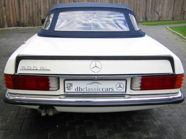 Mercedes-Benz SL 500 500 SL R1071.HAND!VERKAUFT SOLD! (Bild 5)