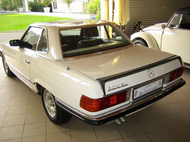 Mercedes-Benz SL 500 500 SL R1071.HAND!VERKAUFT SOLD! (Bild 8)