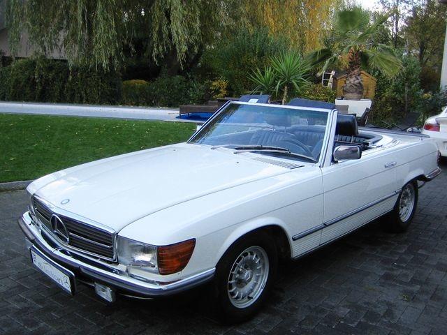 Mercedes-Benz SL 500 500 SL R1071.HAND!VERKAUFT SOLD! (Bild 9)