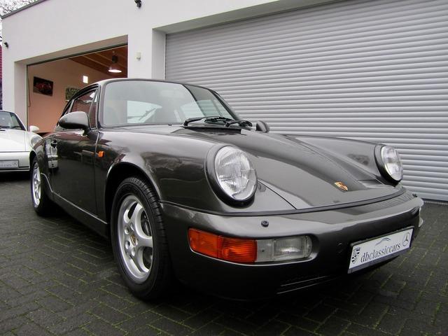Porsche 964 911 Coupe Scheckheftgepflegt Verkauft Sold
