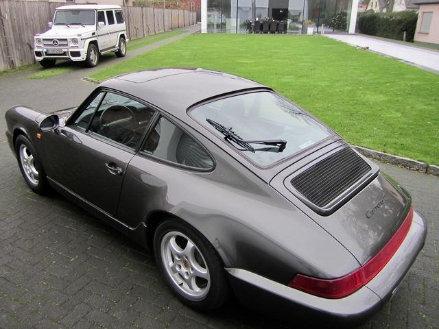Porsche 964 911 Coupe Scheckheftgepflegt Verkauft Sold (Bild 5)