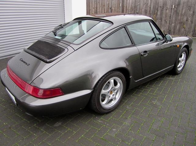 Porsche 964 911 Coupe Scheckheftgepflegt Verkauft Sold (Bild 7)