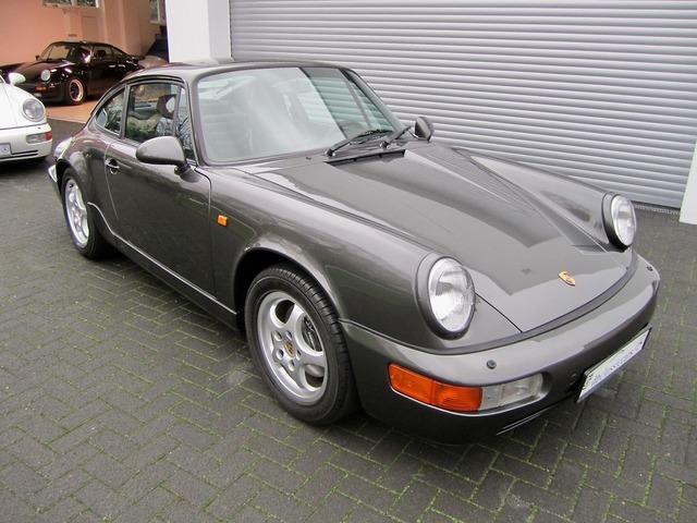 Porsche 964 911 Coupe Scheckheftgepflegt Verkauft Sold (Bild 9)