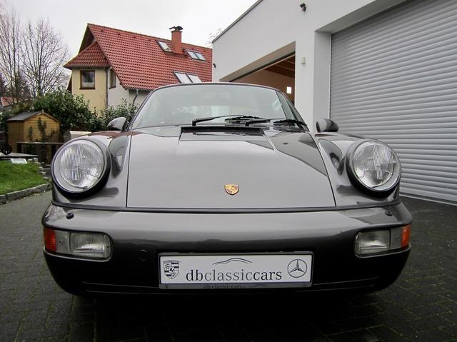 Porsche 964 911 Coupe Scheckheftgepflegt Verkauft Sold (Bild 2)