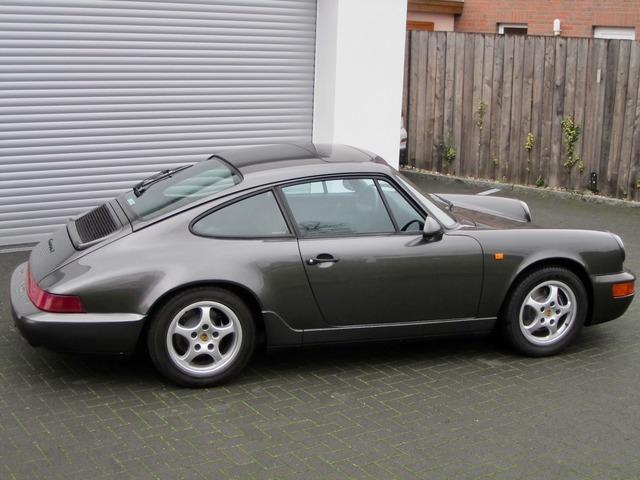 Porsche 964 911 Coupe Scheckheftgepflegt Verkauft Sold (Bild 8)