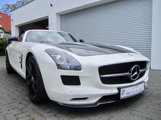 Mercedes-Benz SLS AMG Roadster GT Final Edition! 1.HAND!