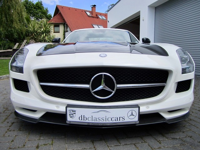 Mercedes-Benz SLS AMG Roadster GT Final Edition! 1.HAND! (Bild 2)